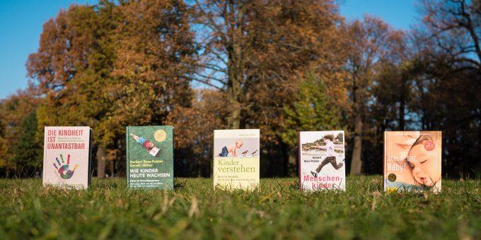 Titelbild von kinder-verstehen.de - Bücher