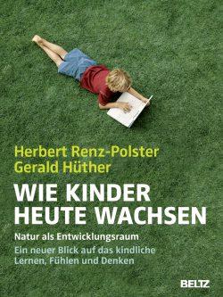 Wie Kinder heute wachsen: Buchcover 2-D